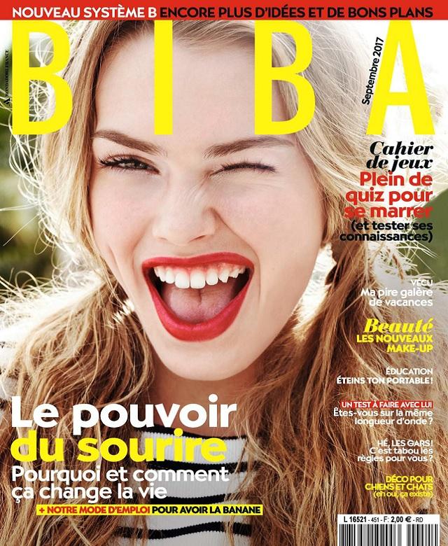 télécharger Biba N°451 - Septembre 2017