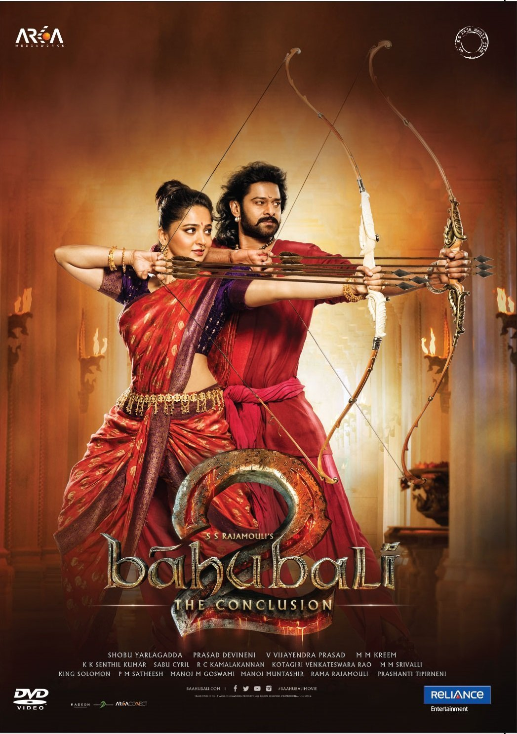 Baahubali 2: The Conclusion (2017) poster image