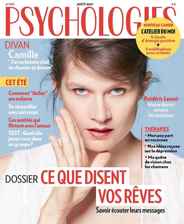 télécharger Psychologies N°376 - Août 2017