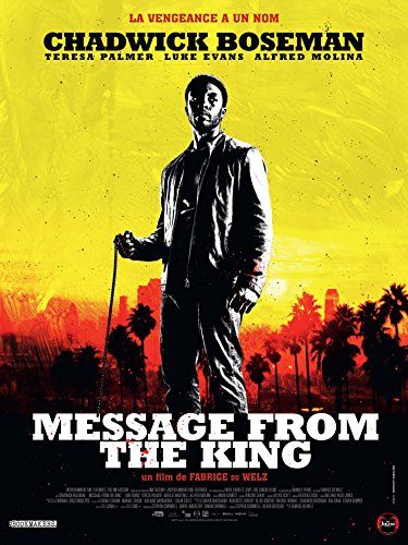 Message from the King(2016) poster image