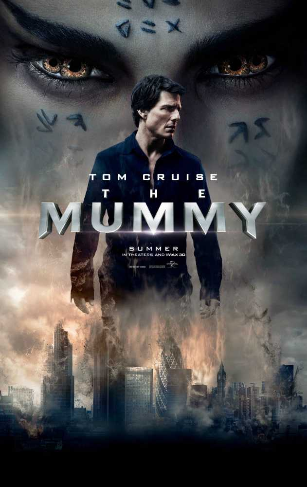 The Mummy (2017) poster image