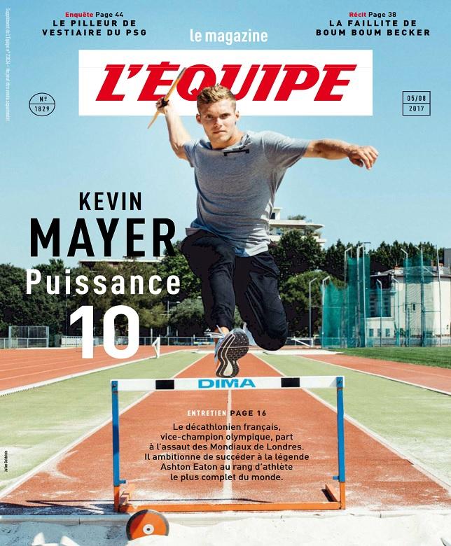 télécharger L'Equipe Magazine N°1829 Du 5 Août 2017