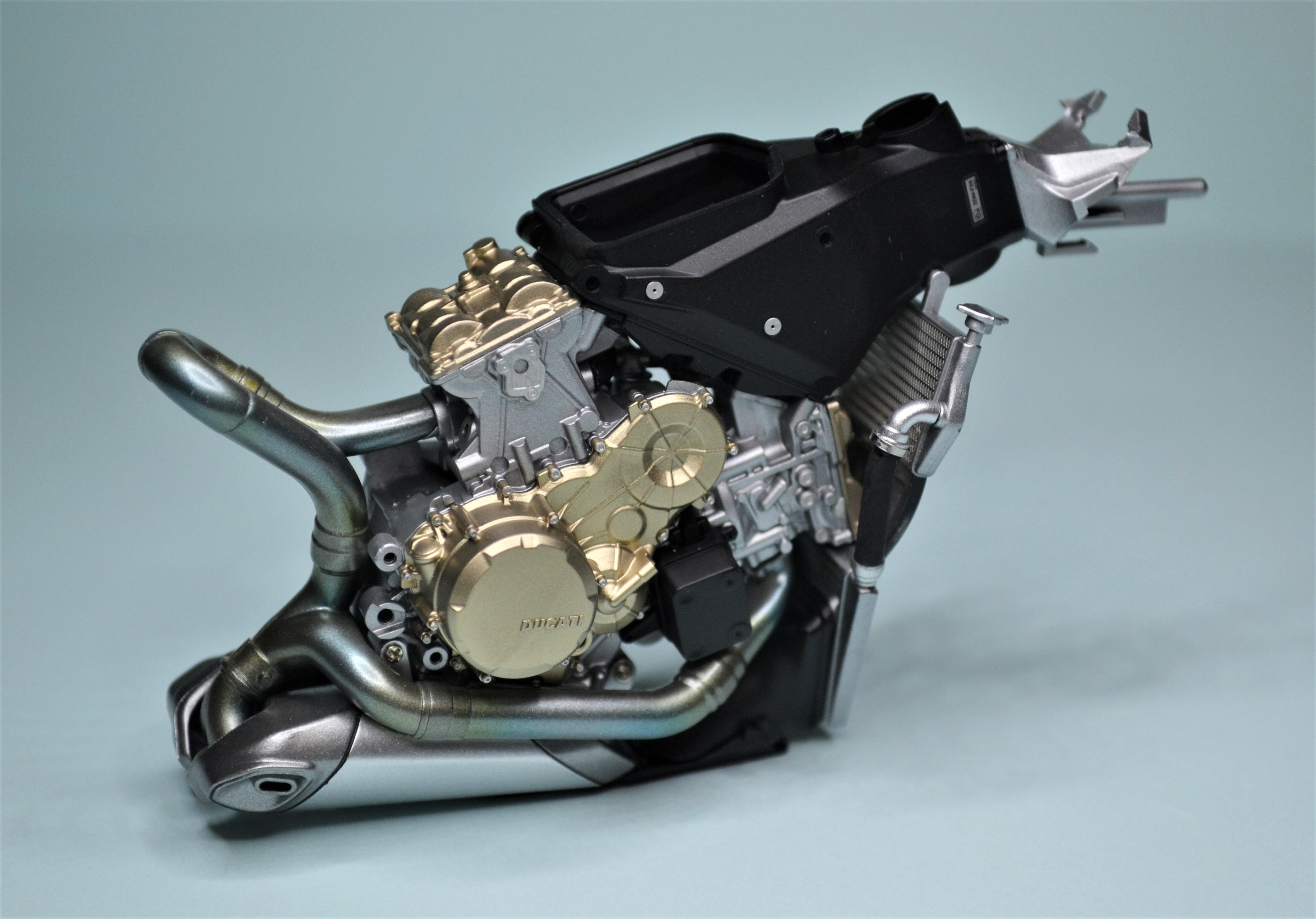 Ducati Panigale 1/12 Tamiya 170805070908587413