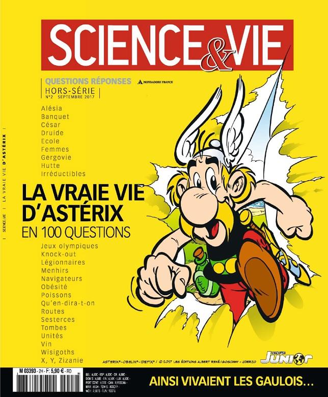 Science et Vie Questions Réponses Hors Série N°2 - Septembre 2017