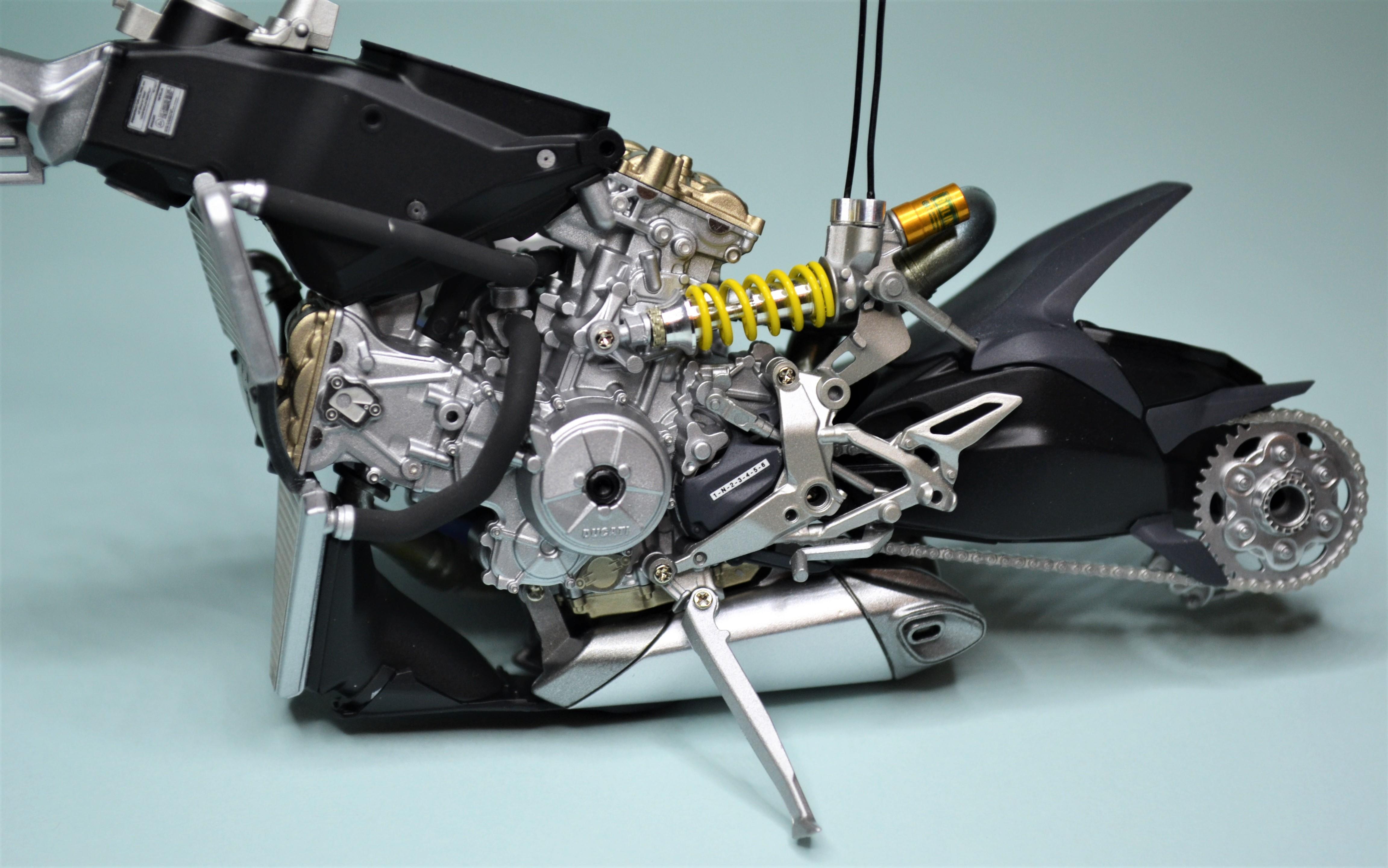 Ducati Panigale 1/12 Tamiya 170806075146613121
