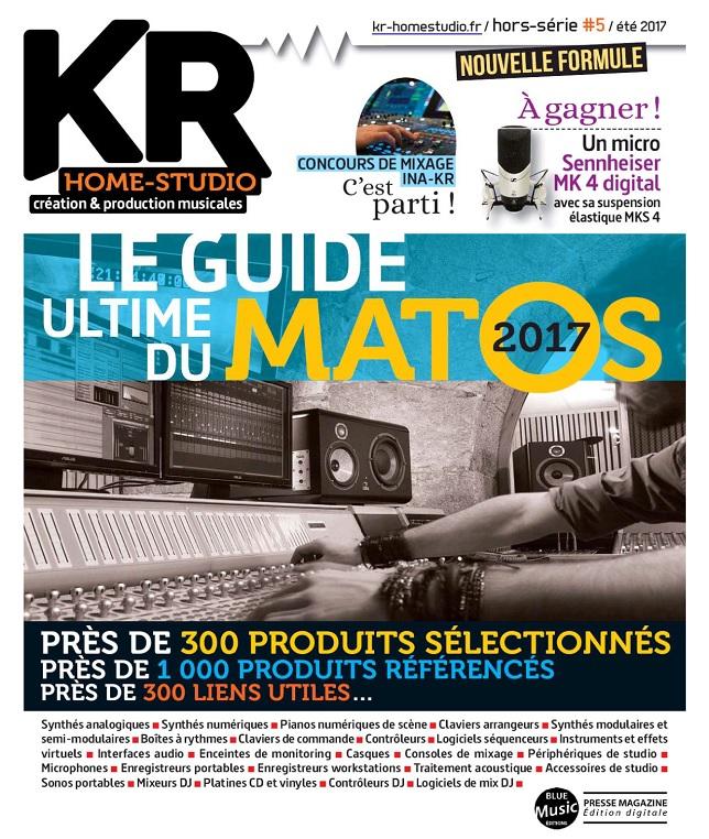 Keyboard Recording Home-Studio Hors Série N°5 - Été 2017