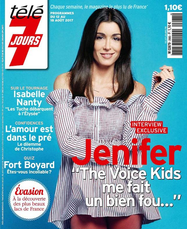 télécharger Télé 7 Jours N°2985 Du 12 Au 18 Août 2017