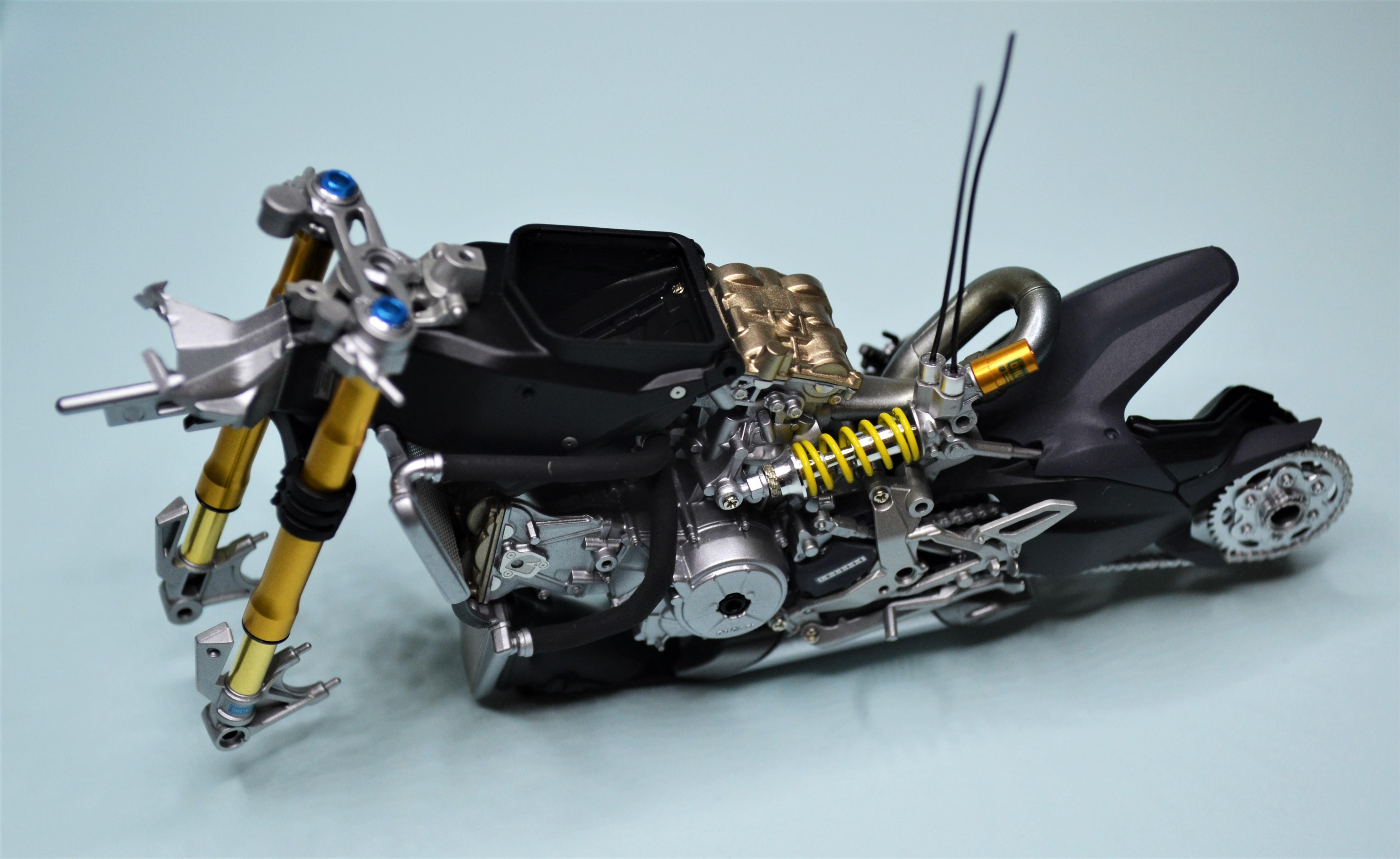 Ducati Panigale 1/12 Tamiya 170807092539968488