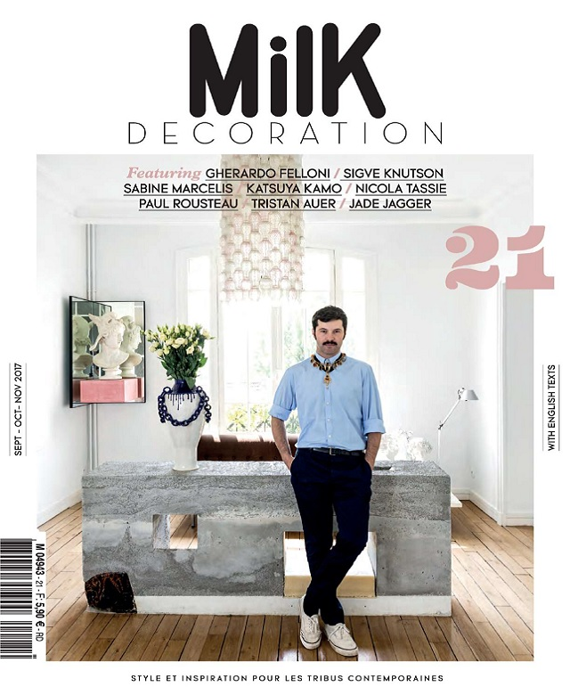 Milk Décoration N°21 - Septembre-Novembre 2017