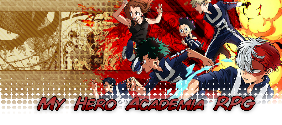 My Hero Academia RPG