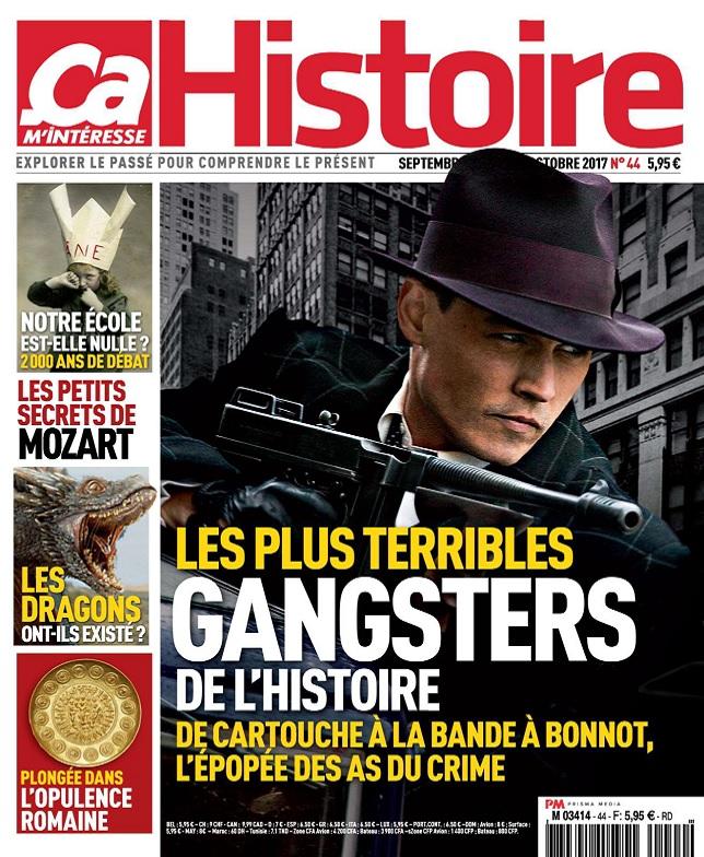 télécharger Ça M'Intéresse Histoire N°44 - Septembre-Octobre 2017