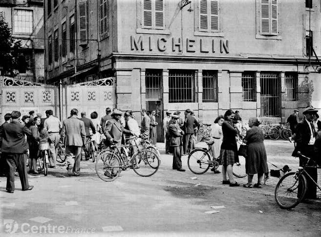 usine devant Michelin.
