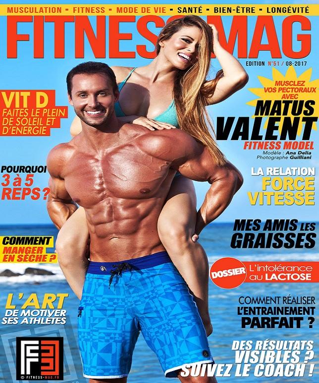 télécharger Fitness Mag N°51 - Août 2017
