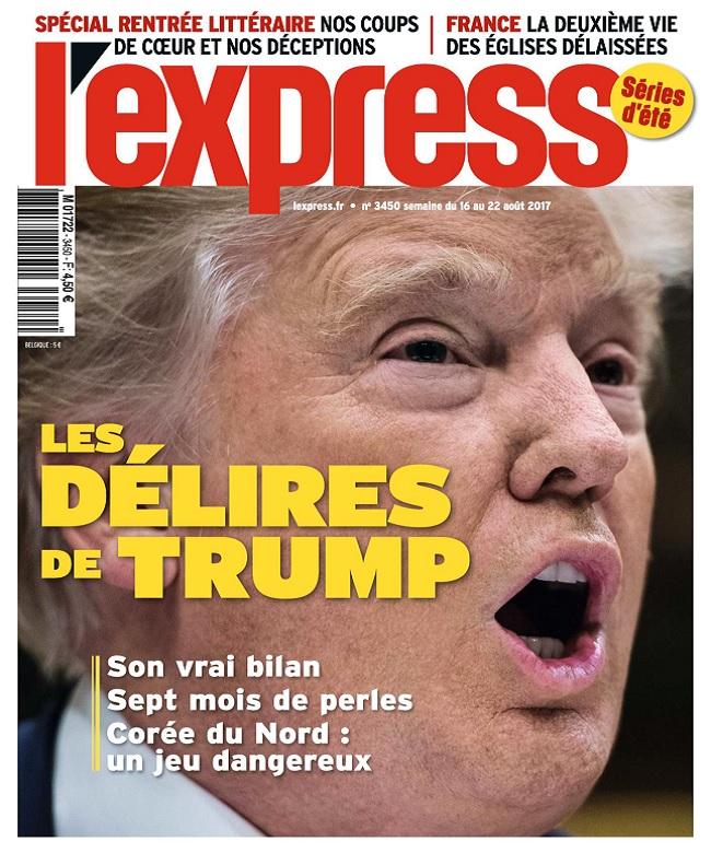 télécharger L'Express N°3450 Du 16 au 22 Août 2017