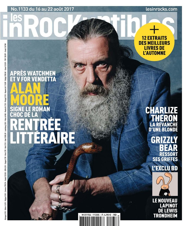 Les Inrockuptibles N°1133 Du 16 au 22 Août 2017