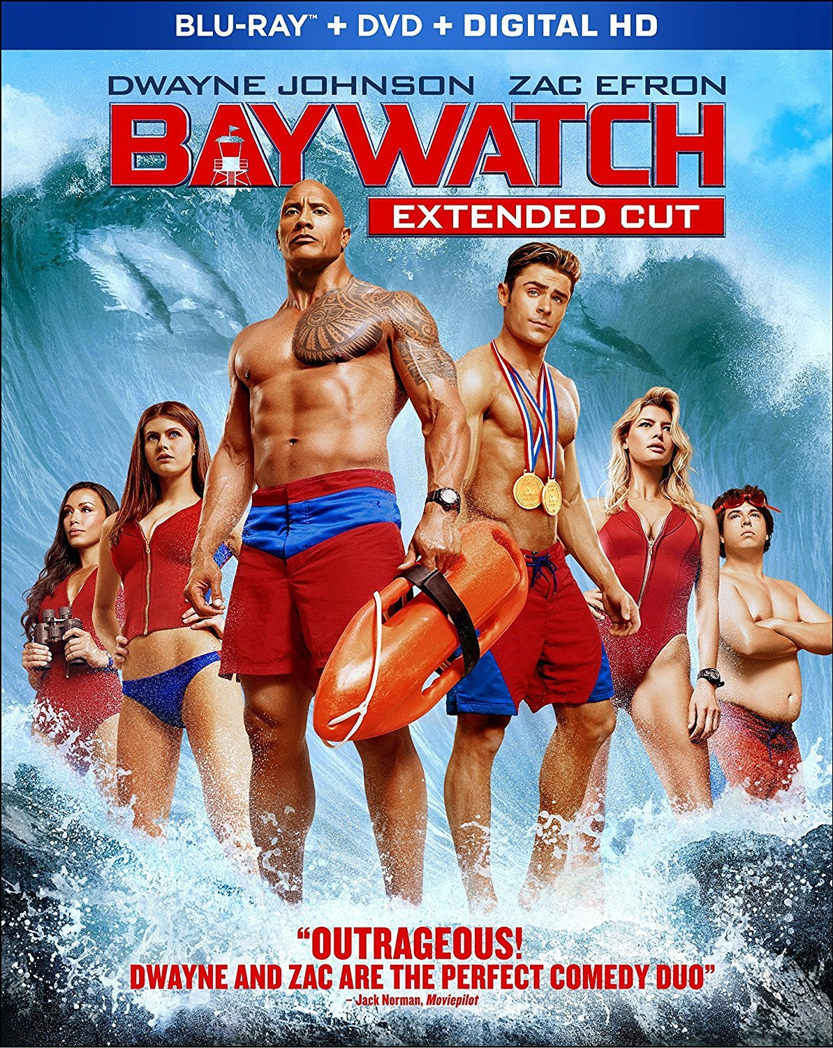 Baywatch (2017) poster image