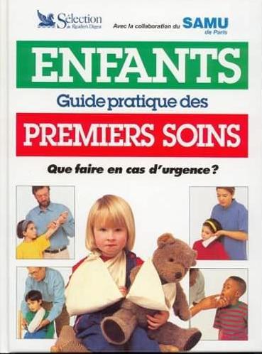 TELECHARGER MAGAZINE Guide pratique des premiers soins aux enfants