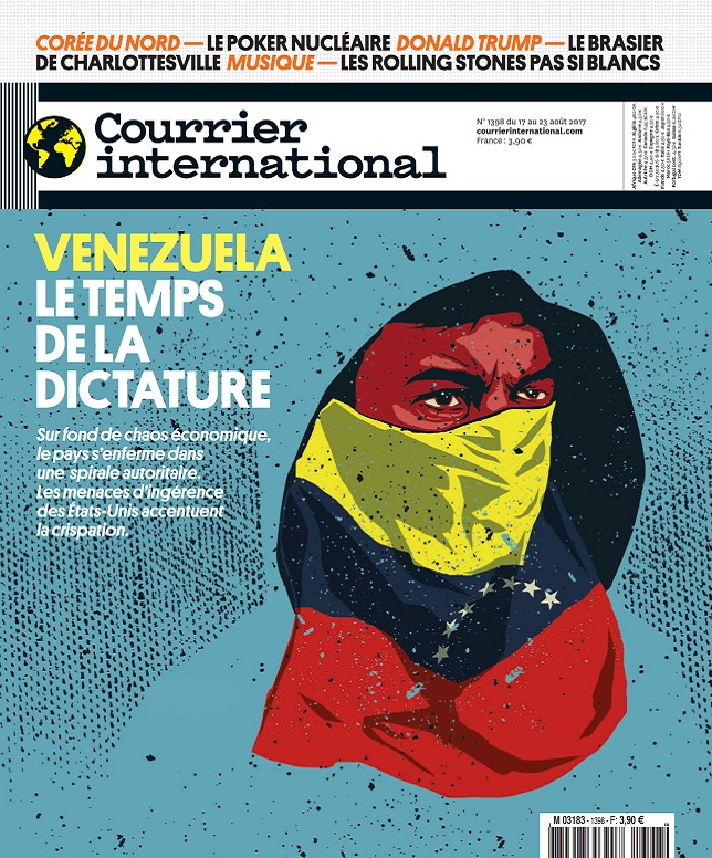 Courrier International N°1398 Du 17 au 23 Août 2017
