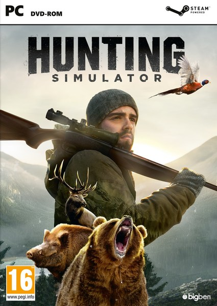 Poster for Hunting Simulator