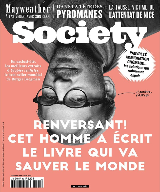 Society N°63 Du 17 au 30 Août 2017