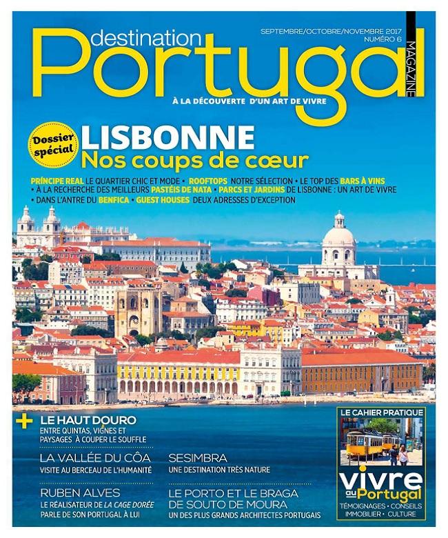Destination Portugal N°6 - Septembre-Novembre 2017