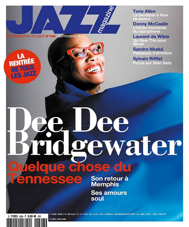 Jazz Magazine N°698 - Septembre 2017